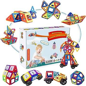 Desire Deluxe Magnetische Bausteine Magnet Montessori