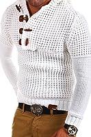 Tazzio Sweater Maglione con cappuccio Uomo 14-413