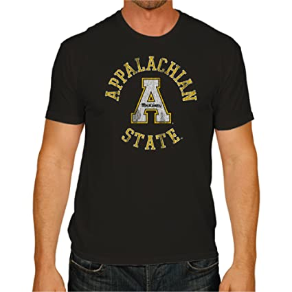 83153bdd20a Original Retro Brand NCAA Appalachian State Mountaineers Men s Victory  Vintage Tee