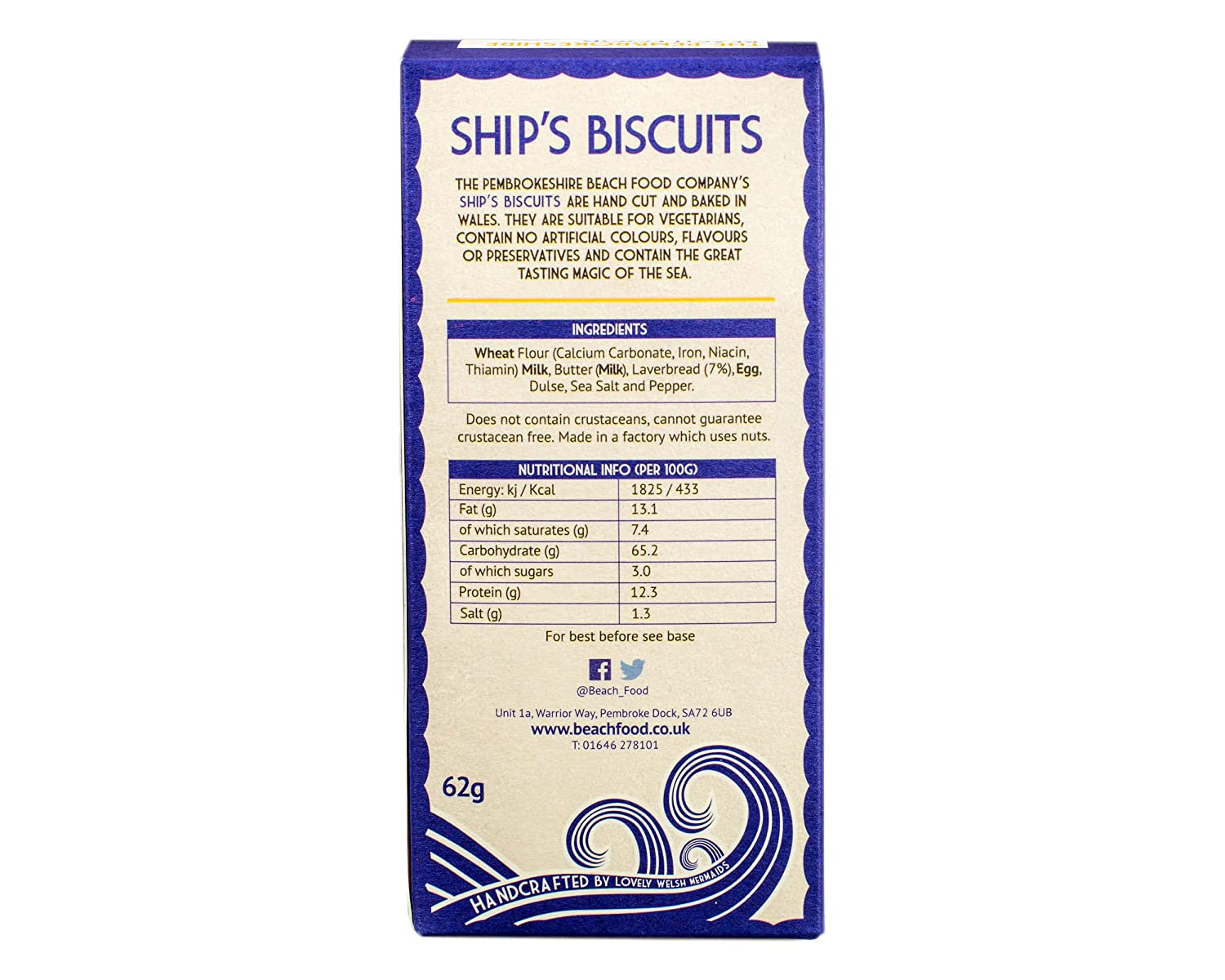 Ships Biscuits