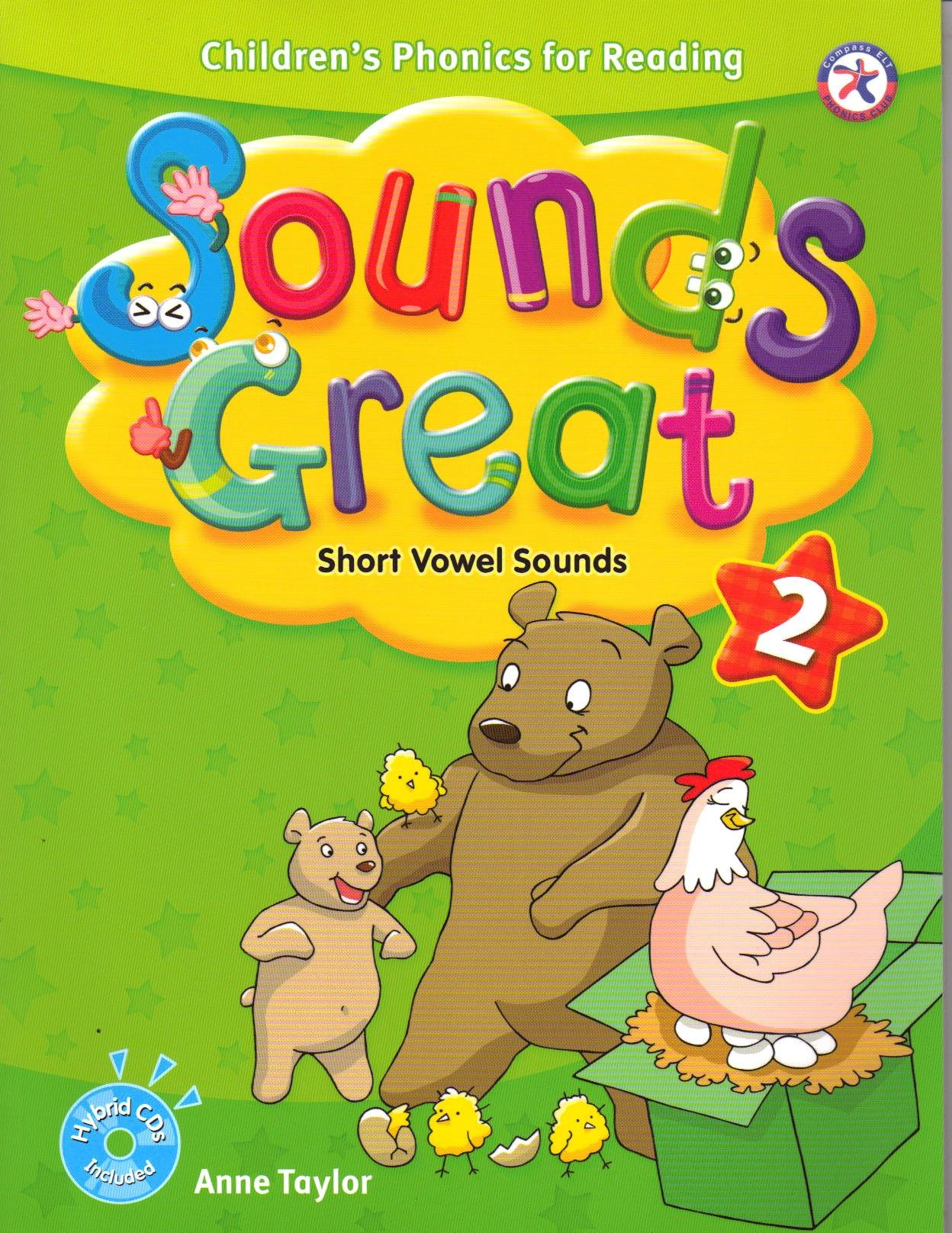 Sounds Great 2, Children's Phonics for Reading - Short Vowel ...