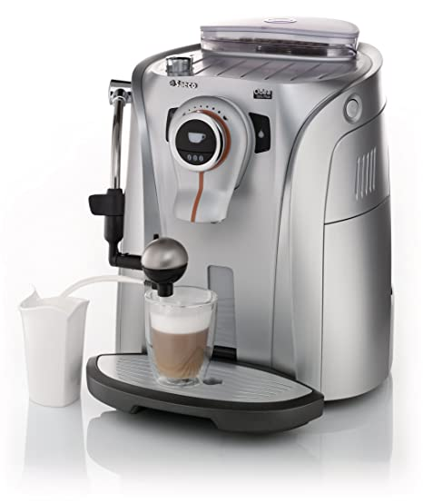 Philips Saeco RI9757/47 - Cafetera (Máquina espresso, Granos de café, Molinillo