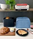 RITZ Polyester / Cotton Quilted Two Slice Toaster