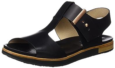 CorteseT S504 Skin Femme Neosens Strap Ebony Restored Sandals 2YWEHIeD9b