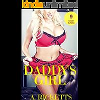 Erotica: Daddy's Girl: 9 Story Taboo Bundle