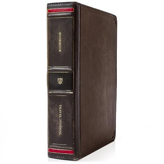 3 opinioni per Twelve South BookBook Travel Journal Custodia Protettiva a Libro per iPad,