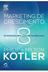 Marketing de crescimento: Estratégias para conquistar mercados eBook Kindle