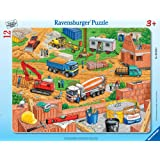 Ravensburger 00.006.058 12pc(s) puzzle - Puzzles (Shape puzzle, City, Children, 3 year(s), 325 mm, 245 mm)