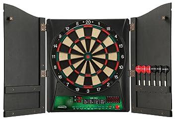 Amazon.com : Regent-Halex Millennia 1.0 Electronic Dartboard in ...