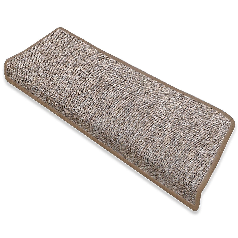 passender L/äufer inkl terra 15 St/ück Stufenmatten Set London