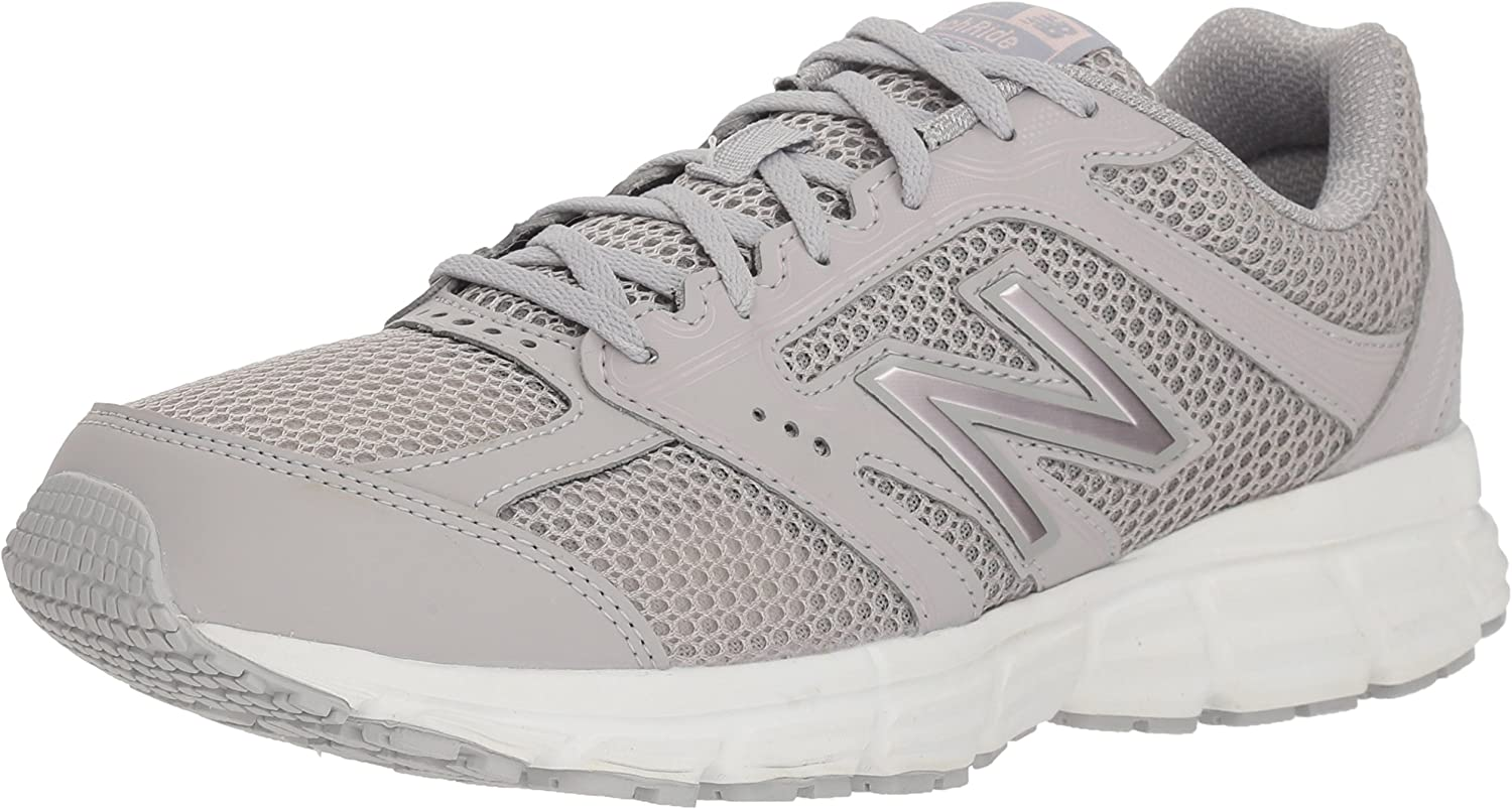 New Balance Women s 460v2 Cushioning Running Shoe, rain cloud, 11 B US