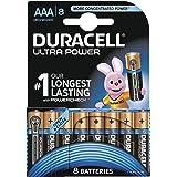 Duracell - Pile Alcaline Ultra Power - AAA - 8 Piles