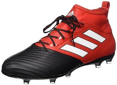 super popular 70896 f1417 adidas Herren Ace 17.2 Primemesh Fußballschuhe, RedFT, Rot (Redftwr