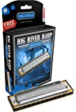 Hohner 590BX-D Harmonica, Key of D