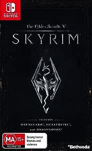 The Elder Scrolls V Skyrim - Nintendo Switch