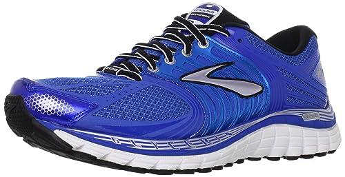 bd75a672edf Brooks Mens Glycerin 11 Running Shoes 1101431D415 Brilliant  Blue Skydiver Silver Black