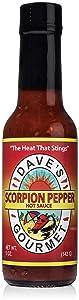 Dave's Gourmet Scorpion Pepper Hot Sauce, 5 Ounces