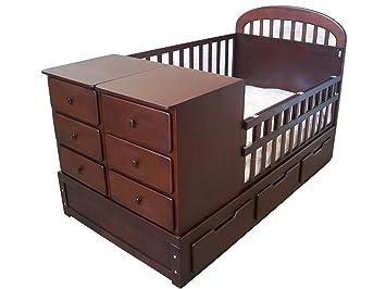 cuna cama individual turin