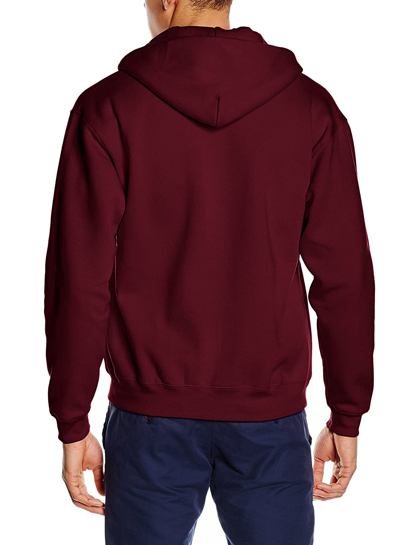 Fruit Loom Premium Hooded Sweatshirt Image 2