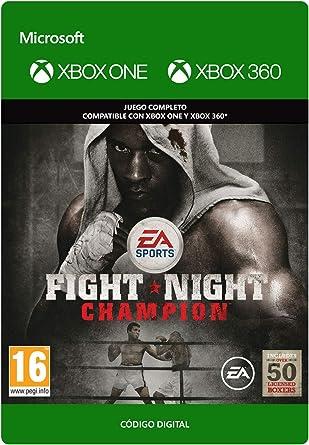 Fight Night Champion - Xbox One - Código de descarga: Amazon.es ...