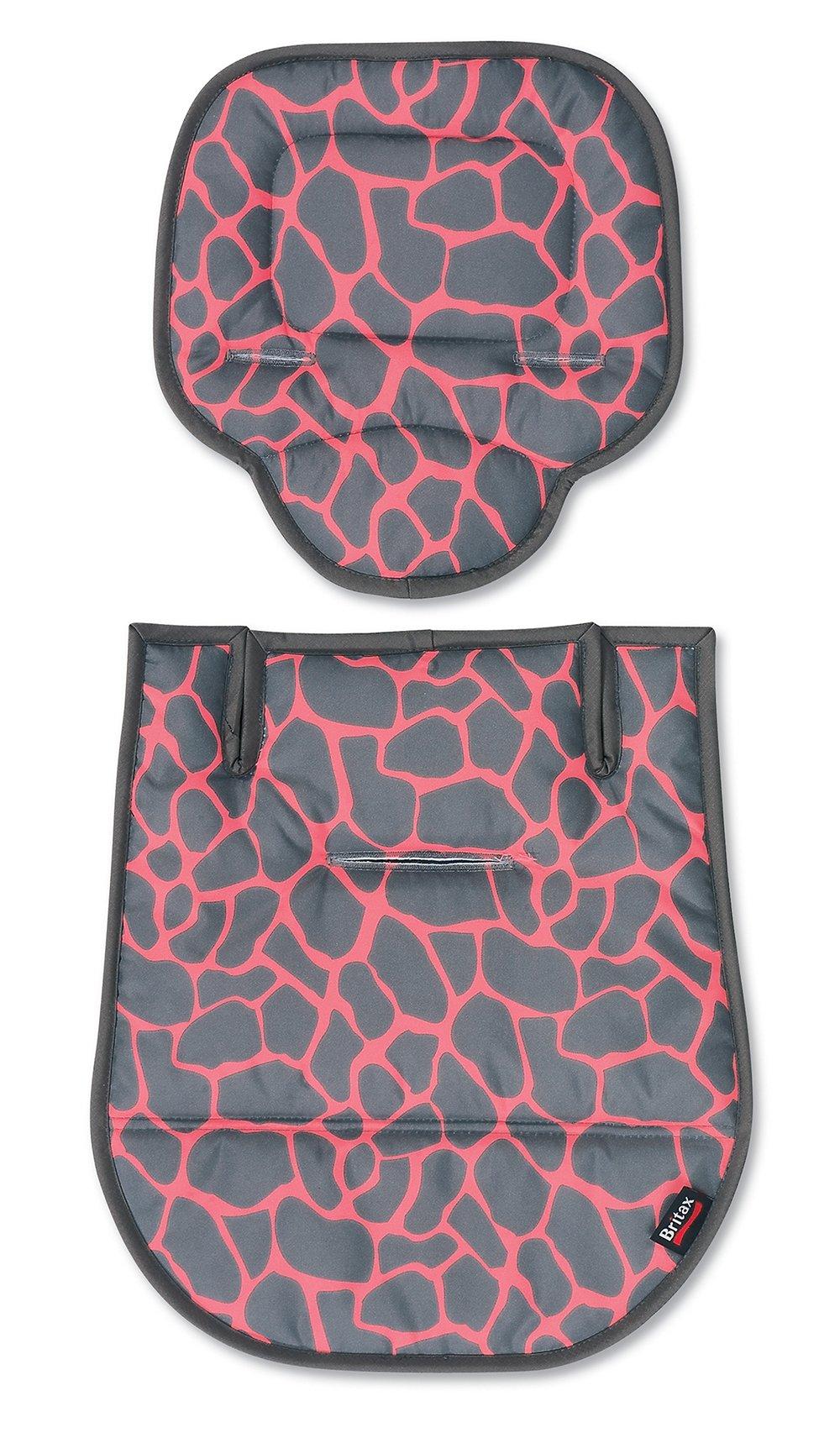 Britax B-Agile Fashion Stroller Kit, Pink Giraffe by Britax USA (Image #1)