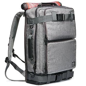 Laptop-Outdoor-Backpack-Travel-Hiking-Camping-Rucksack-Pack-