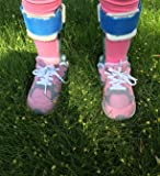 High quality sneaker, Perfect fit for child who wears AFO's