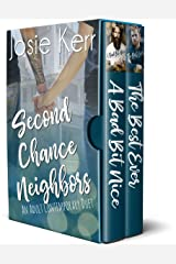 Second Chance Neighbors: A Seasoned Romance Duet Kindle Edition