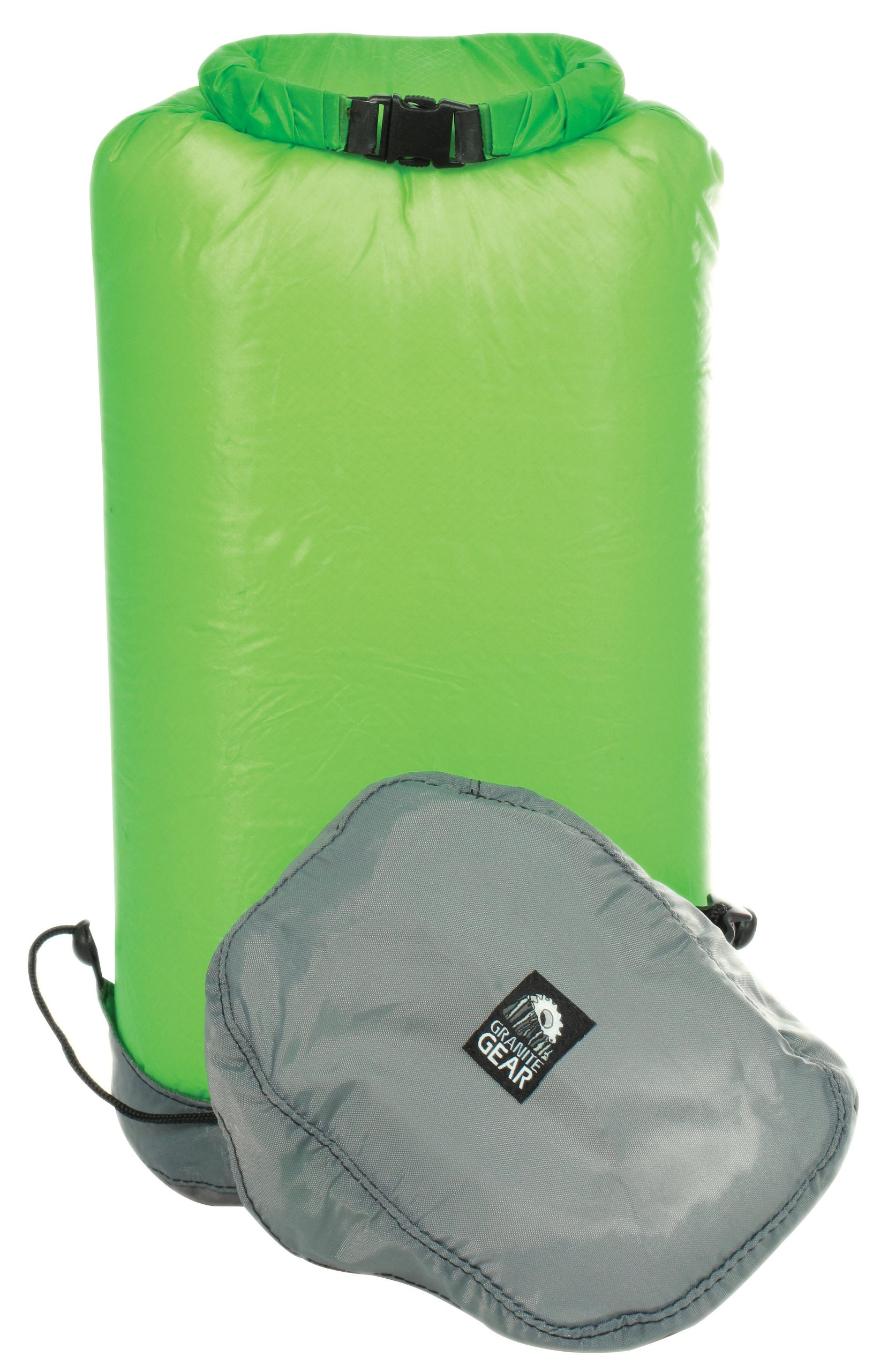 Granite Gear eVent Sil Drysacks Waterproof Stuff Sack - Green 25L by Granite Gear