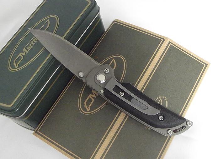 Amazon.com: Marttiini Knives 920111 MFK-2T - Cuchillo de ...