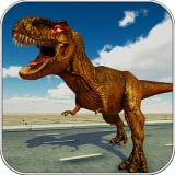 Dino in City 3D : Free island games for kids game jump gun fight attack quest t-rex truck trex rex Abc egg world killer robot war strike zone smash quilt jungle hunt sim Run life dan isle vale era vs land zoo park king water bones nights bash dash