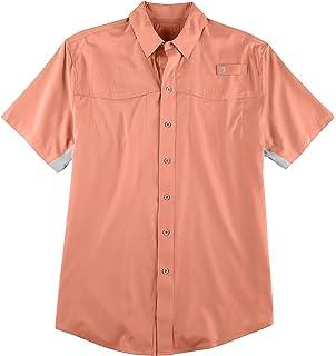982aaf13 Reel Legends Mens Big & Tall Saltwater Short Sleeve Shirt at Amazon ...