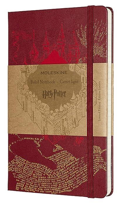 MOLESKINE 硬面笔记本 《哈利波特》霍格沃茨城堡特别版 ¥115