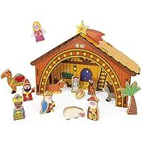 Janod Belén de Navidad (j04538), Multicolor (Juratoys
