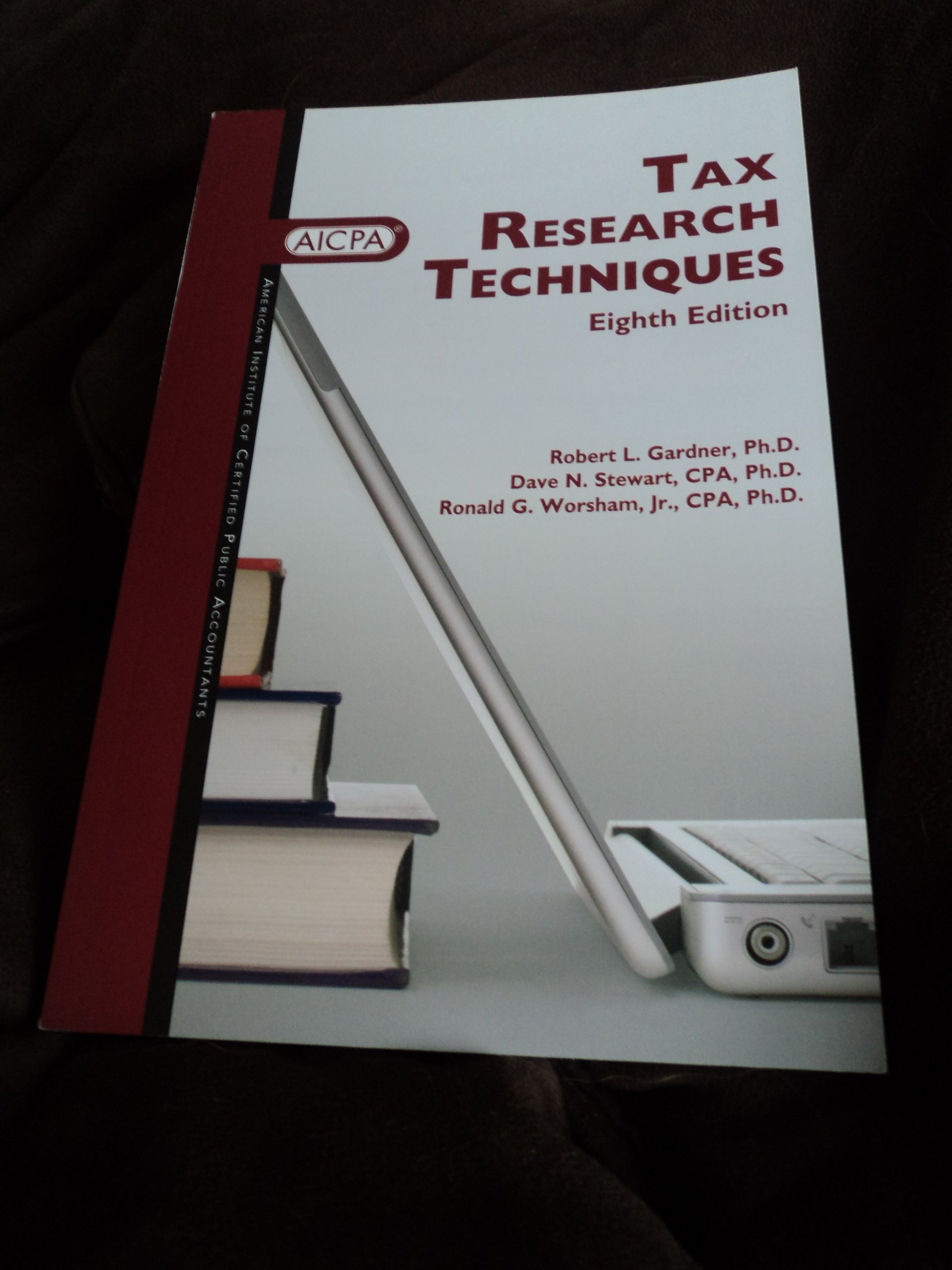 Read Online Tax Research Techniques, Eighth Edition ebook