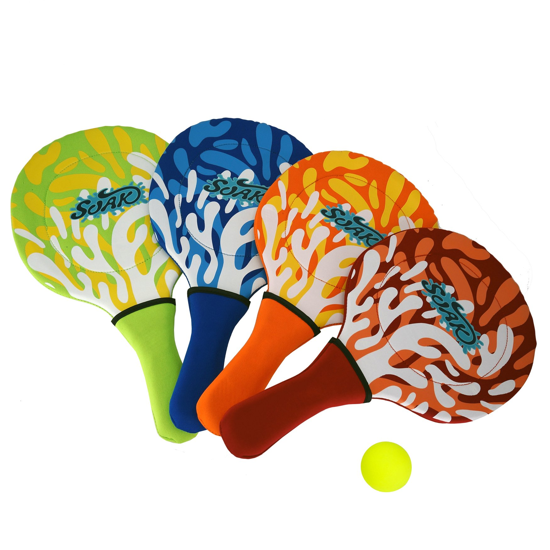 SOAK Water Series Beach Paddle, Colors Vary
