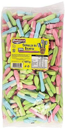 Dulciora- Caramelos de Cepillos de dientes 250 unidades