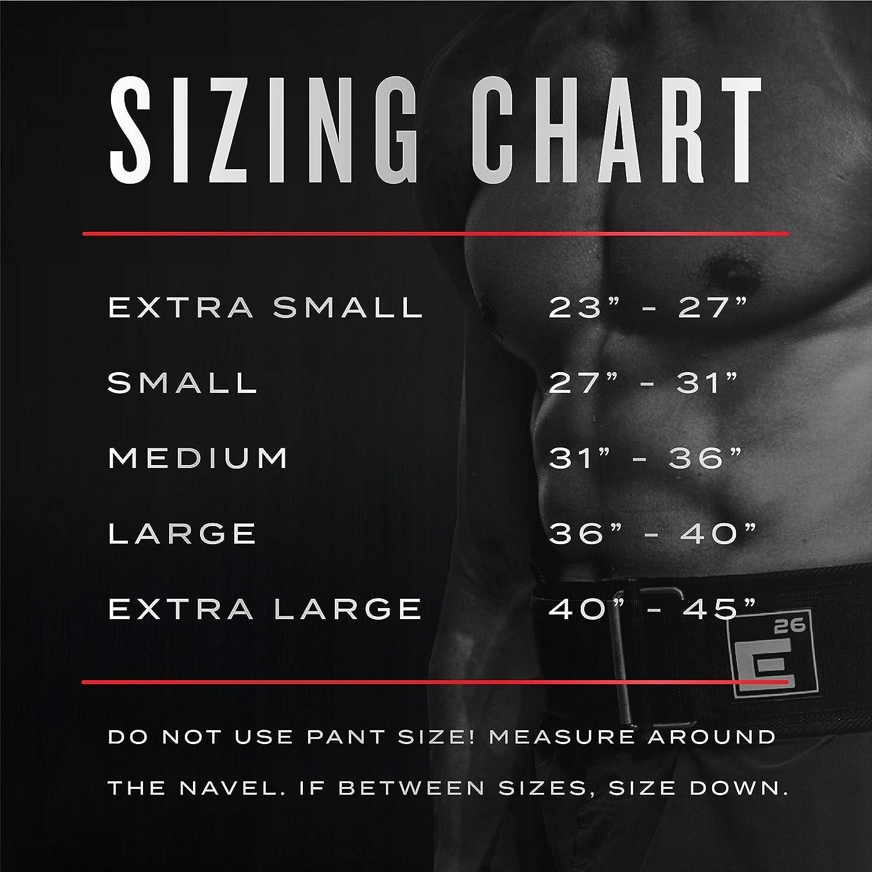 Element 26 Selbstsichernde Gewicht Hebegurt Crossfit Krafthebe und Olympic Hebe Athleten