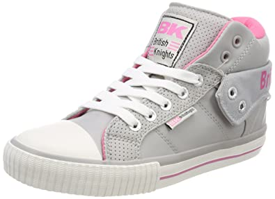 Sneaker Knights Roco Eu lt Hohe British Greypink 37 Grau Damen ZIqAA