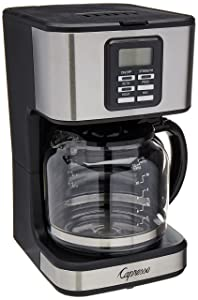 Capresso 427.05 Coffee Maker, Stainless Steel