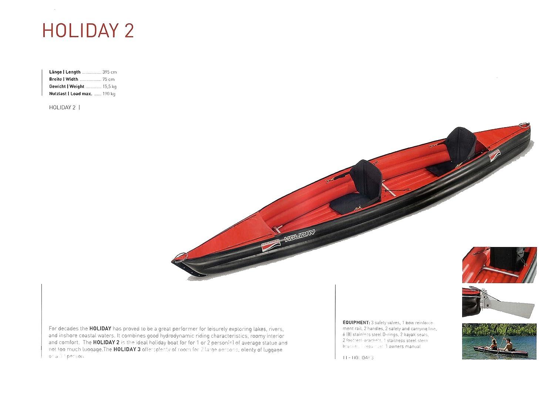 GRABNER HOLIDAY2 グラブナー ボート ホリデー2   B07BJYPJZG