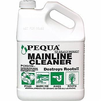 Pequa Industries Mainline Drain Cleaner
