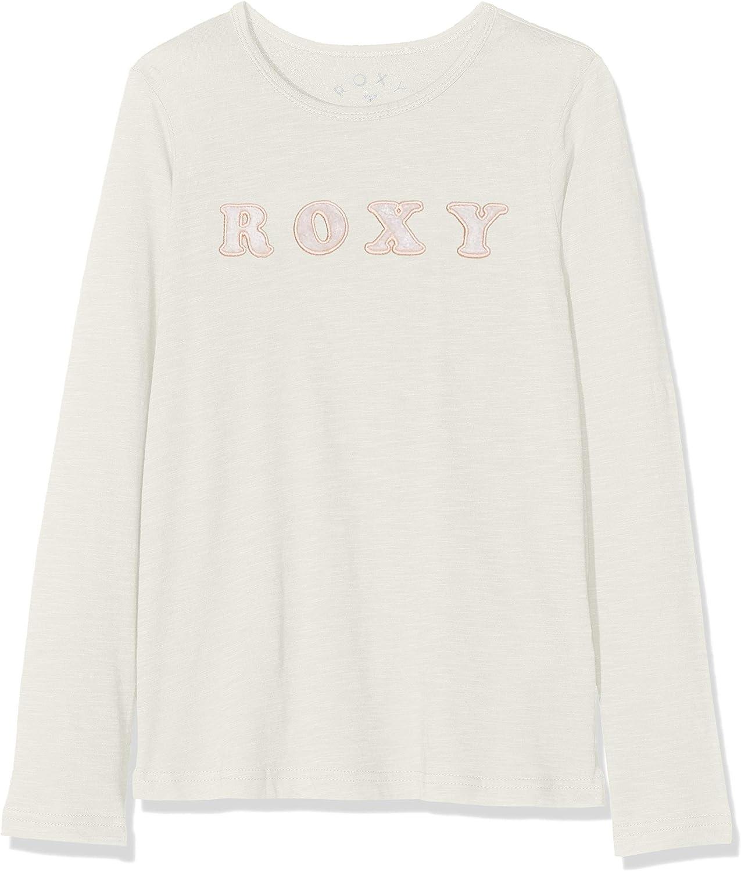 Roxy Girls Bananas Party Long Sleeve Screen T-Shirt