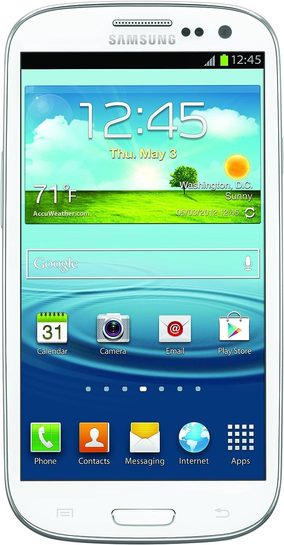 Amazon Com Samsung Galaxy S3 White 16gb Verizon Wireless