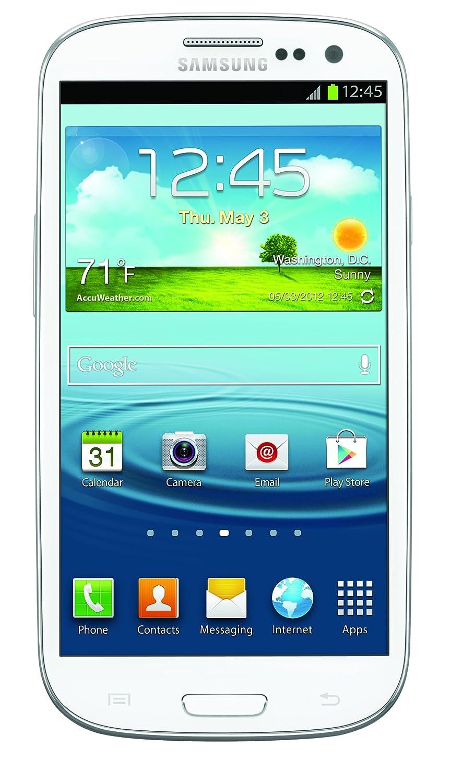 Samsung galaxy battery s3 verizon - Amazon Com Samsung Galaxy S3 White 16gb Verizon Wireless Cell Phones Accessories