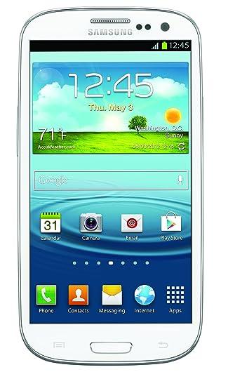 amazon com samsung galaxy s3 white 16gb verizon wireless cell rh amazon com Verizon Wireless iPhone Plan iPhone at Verizon Wireless
