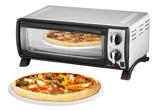 Team Kalorik TKG MBO 1000 Horno con Piedra para Pizzas, Metal ...