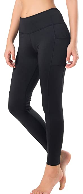 Pants #C721 Clothing & Accessories New Womens Yoga Fitness Gym Pants Compression Sport Shorts Tights Stretch