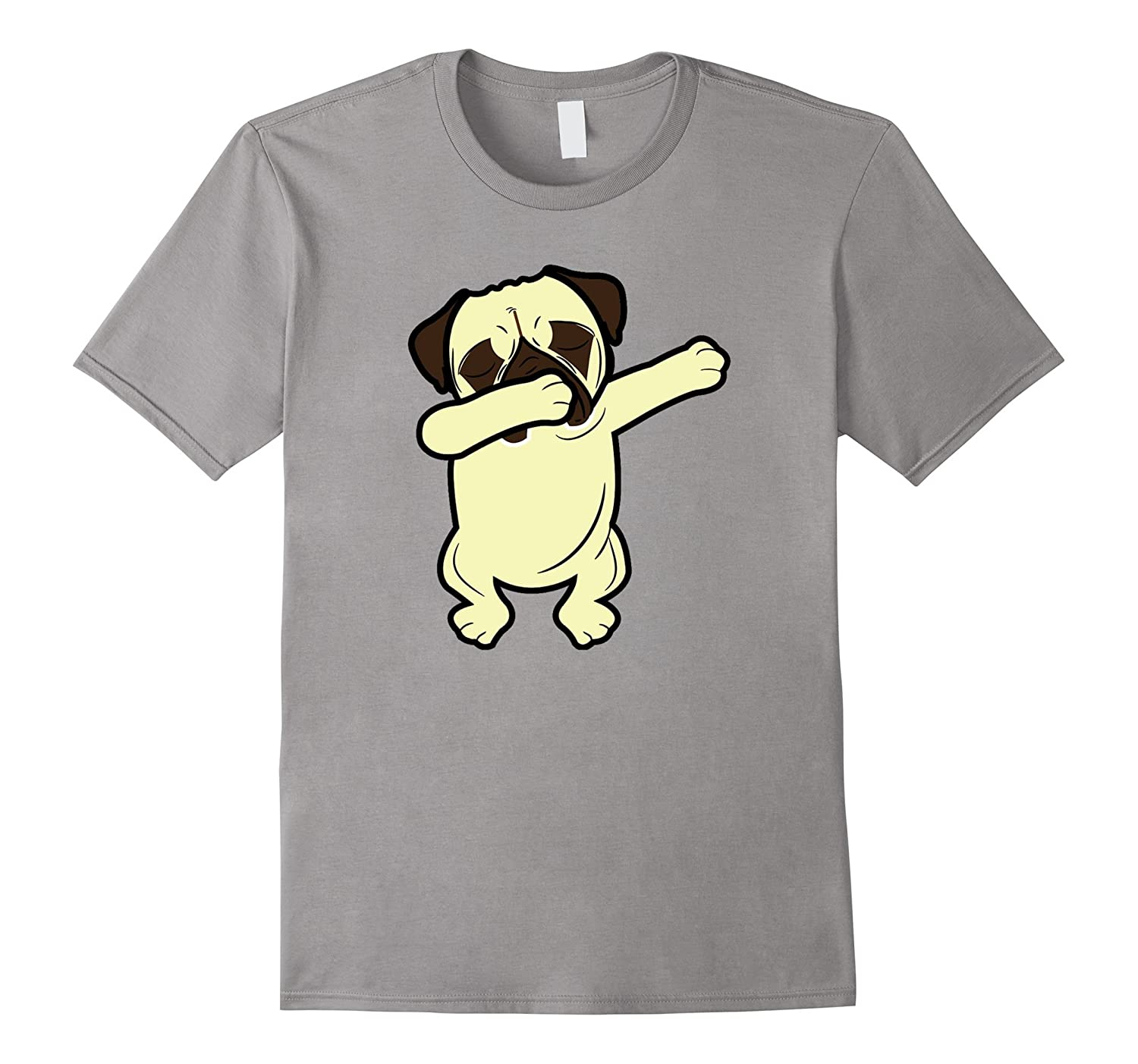 T shirt design hip hop - Dabbing Pug Funny Shirt Dab Dog Hip Hop T Shirt Best Design T