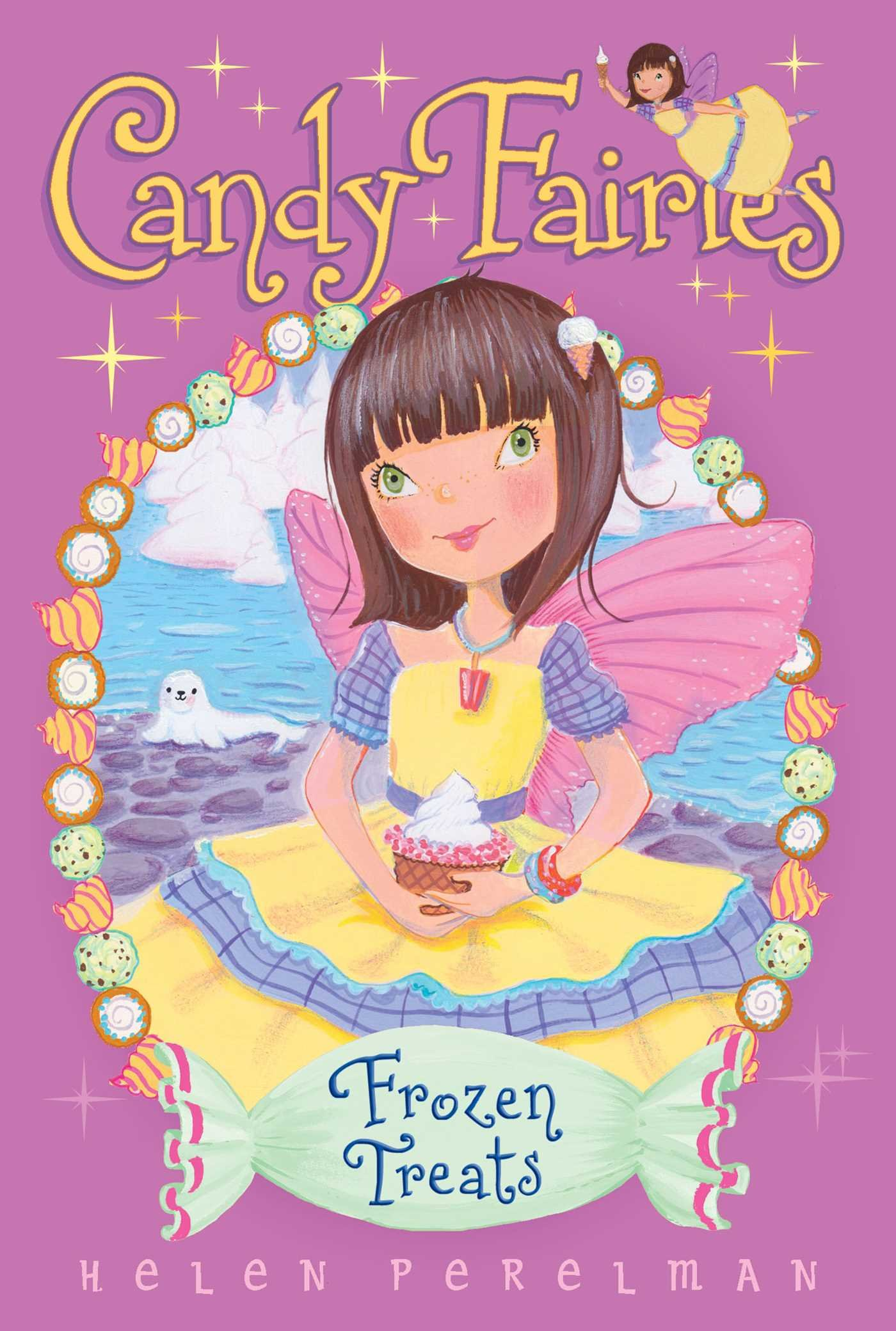 Download Frozen Treats (Candy Fairies) pdf epub